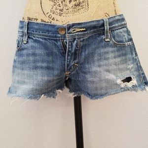 🌴Abercrombie and Fitch Blue Jean Shorts🌴